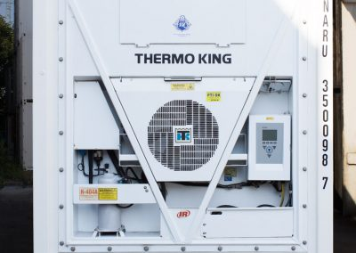 Thermo King Magnum Plus 40 fuß Kühlcontainer