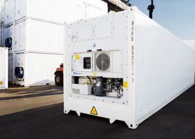 Daikin Kühl Container 40 20 fuß